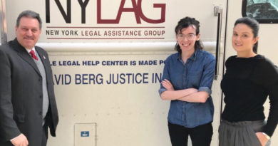 Addabbo and NYLAG Team Up To Counsel Rockaway Residents