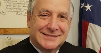 For Judge Weinstein,Pride Comes In'Making Things Works'